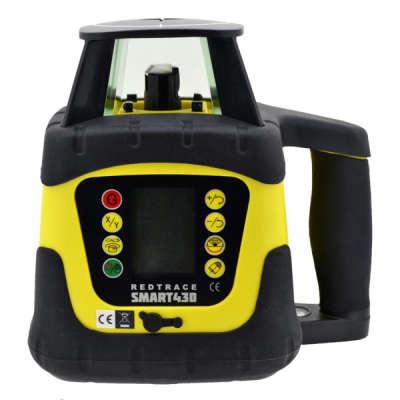 Ротационный лазерный нивелир REDTRACE SMART 430