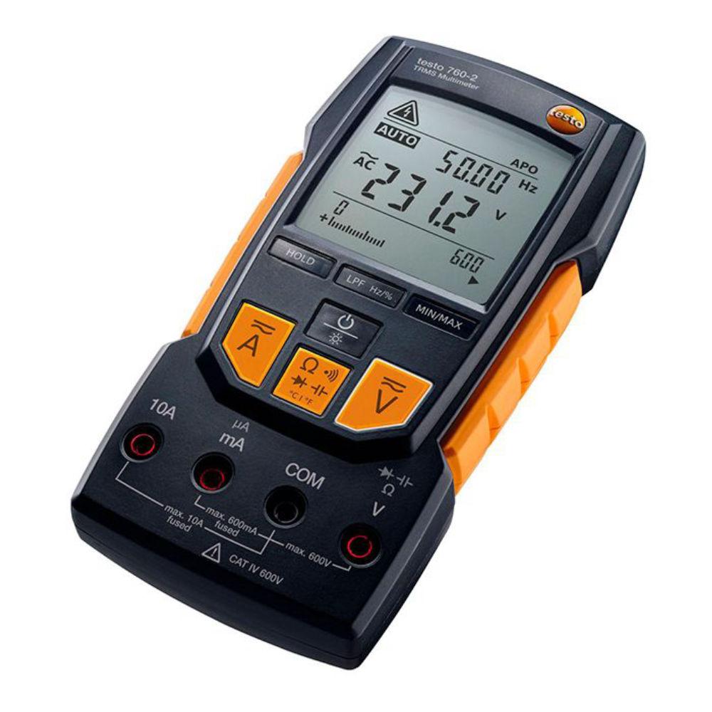 Цифровой мультиметр Testo 760-2 0590 7602