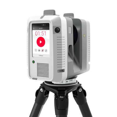 Наземный лазерный сканер Leica RTC360 838300