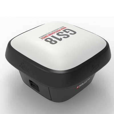 RTK-ровер Leica GS18 T GSM/UHF, Rover CS20 Disto, 1 год Smartnet 6014796