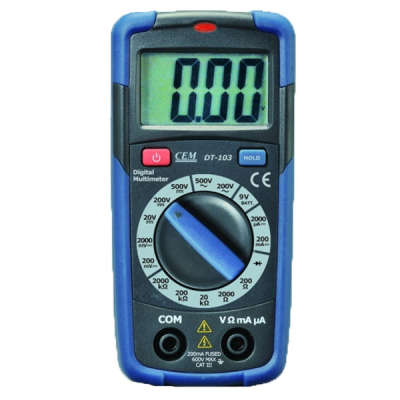 Мультиметр CEM DT-103 (480137)