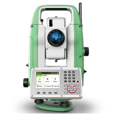 """Тахеометр Leica TS07 R1000 (2"""", EGL) 868830"""