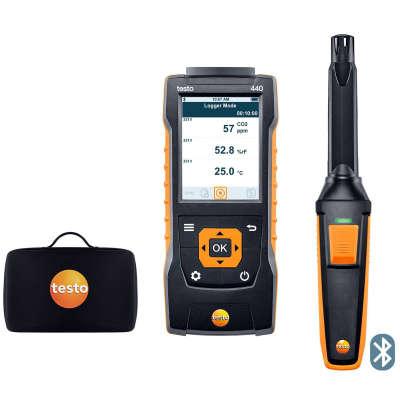 Комплект CO2 c Bluetooth Testo 440 0563 4405