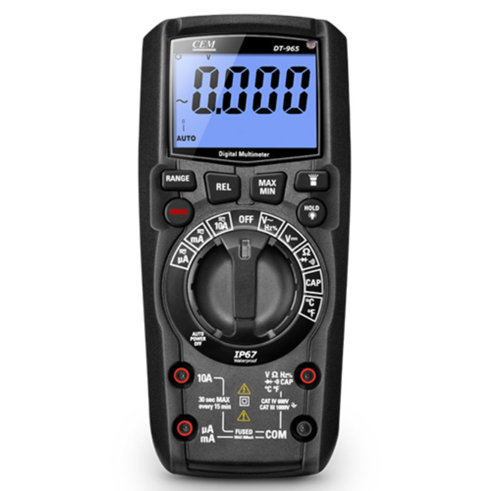 Мультиметр CEM DT-965 482247