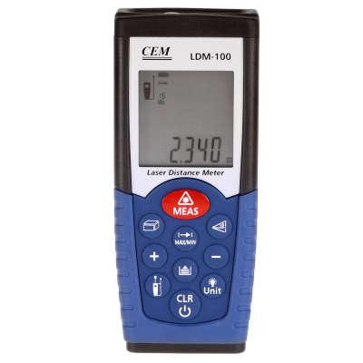 Лазерный дальномер CEM LDM-100 481 226