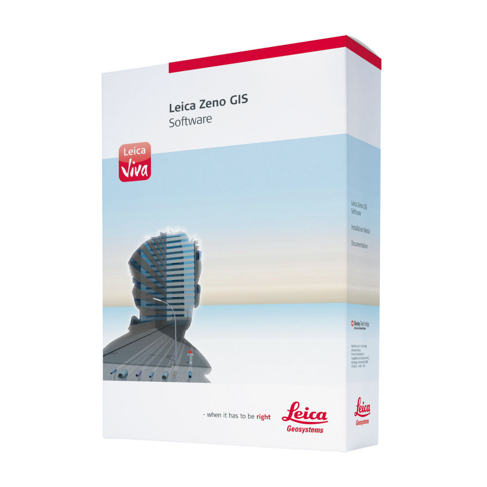 ПО Leica GSW818 Zeno Office on ArcGIS 'Professional' 776951