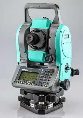 Тахеометр Nikon Nivo 3.M LP HNA303DF-LP