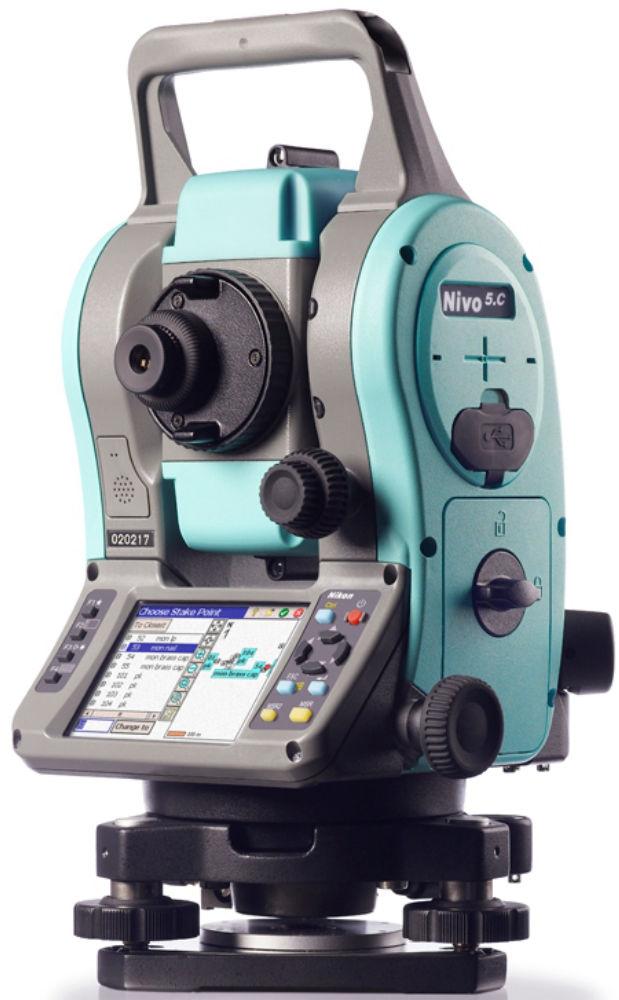 Тахеометр Nikon Nivo 2.C LP HNA30230-LP