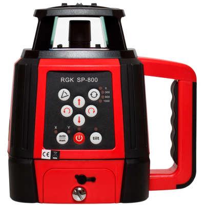 Ротационный лазерный нивелир RGK SP 800