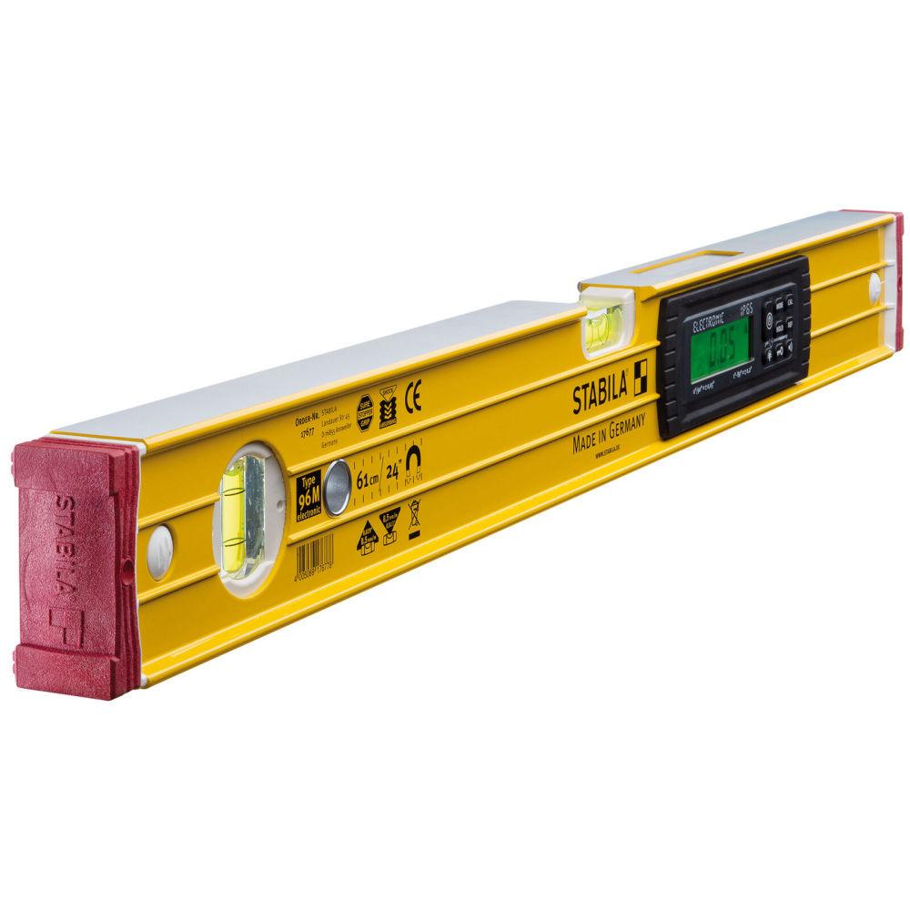 Электронный уровень STABILA TECH 196 electronic IP65 40 см 17705