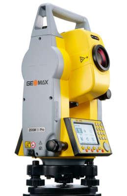 """Тахеометр GeoMax Zoom20 2"""" A4"""
