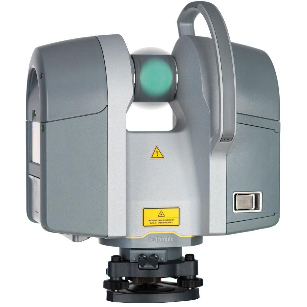 Лазерный сканер Trimble TX8 Extended Pack 340 м TX8-100-02