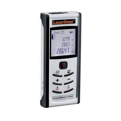 Лазерный дальномер Laserliner DistanceMaster Pocket (080.945A)