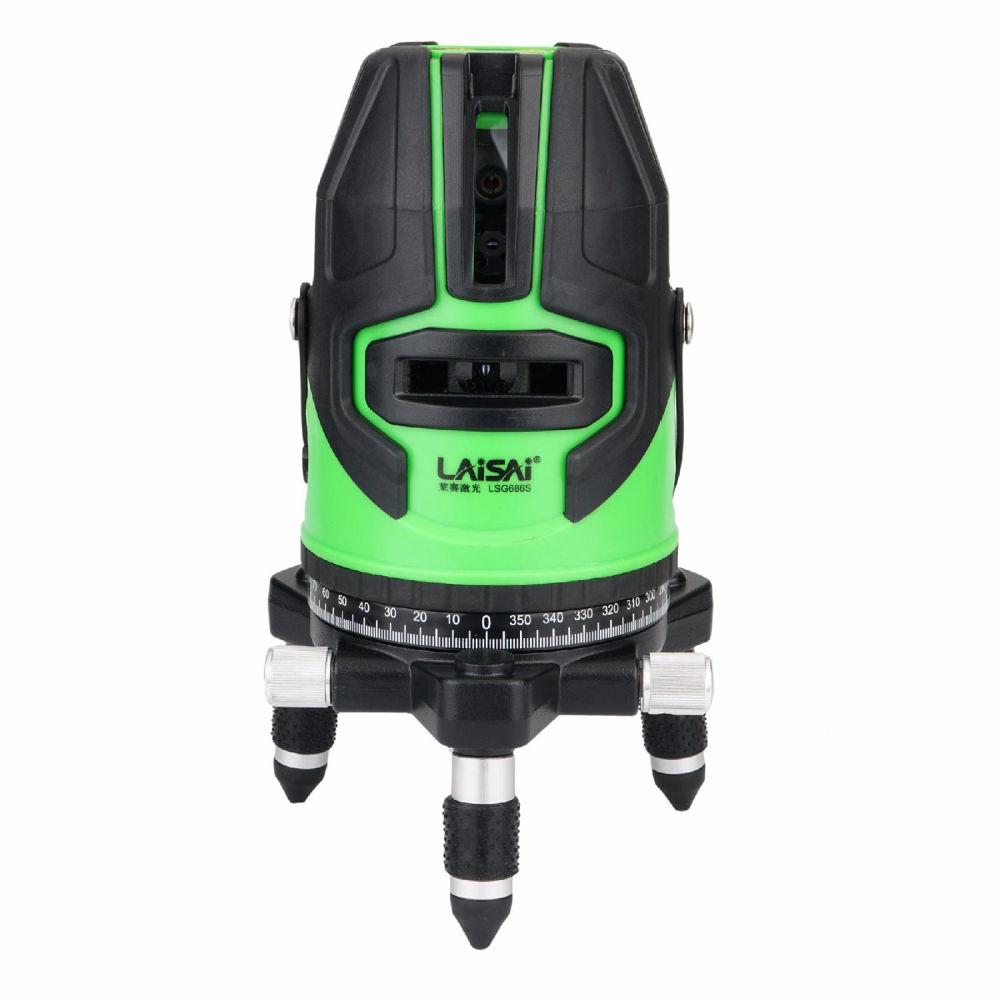 Лазерный уровень Laisai LSG686SP LSG686S