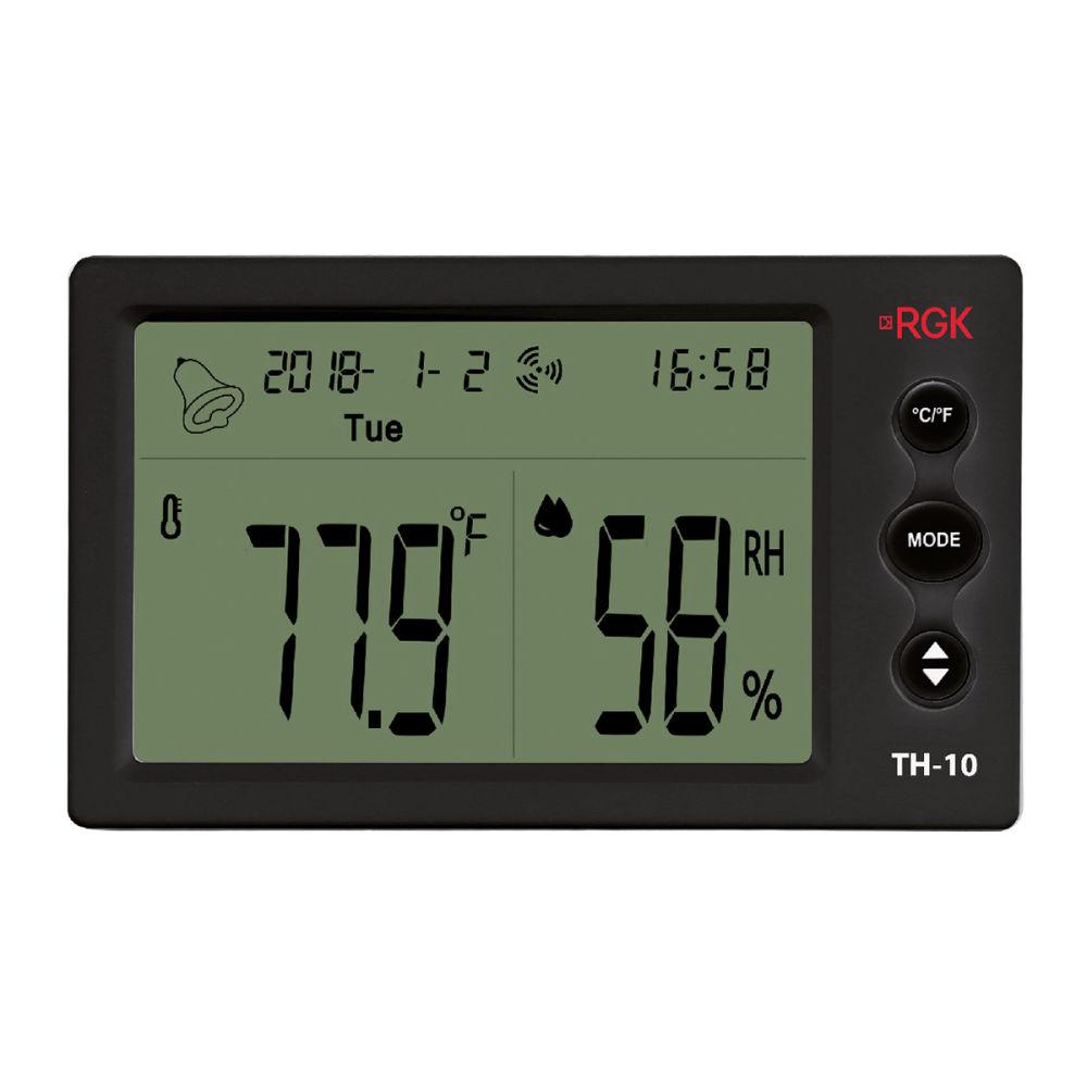 Термогигрометр RGK TH-10 776356