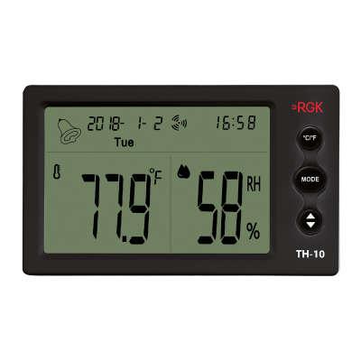 Термогигрометр RGK TH-10 (776356)