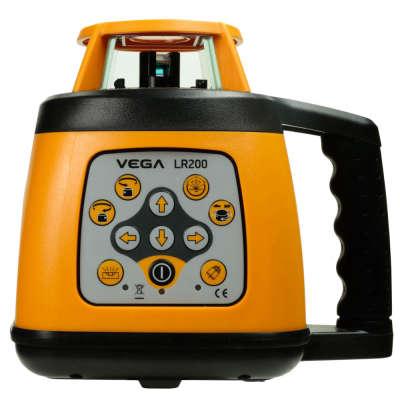 Ротационный лазерный нивелир Vega LR200