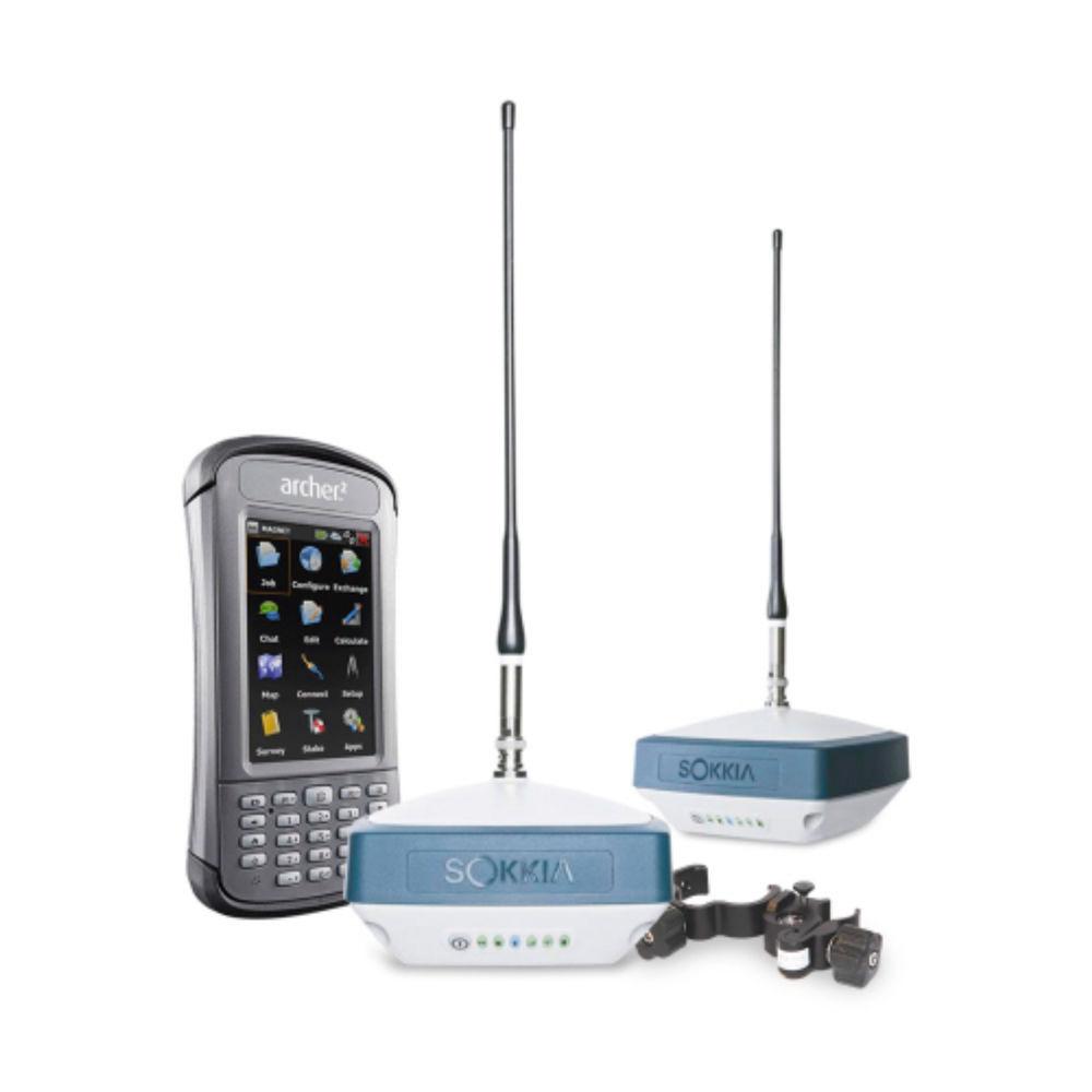 Комплект из двух GNSS-приемника Sokkia GRX3 UHF/GSM + Archer2 161Ч100181