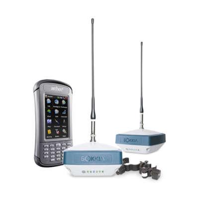 Комплект из двух GNSS-приемника Sokkia GRX3 UHF/GSM + Archer2