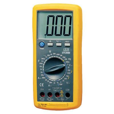Мультиметр CEM DT-2008 (480311)