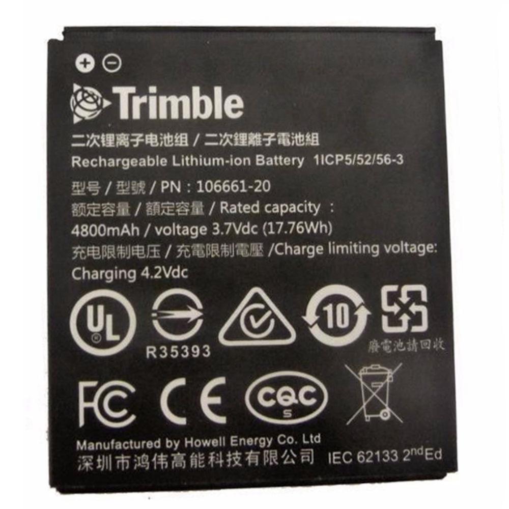 Аккумулятор Trimble для TDC100 (4800mAh) 109773