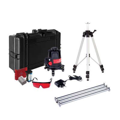 Лазерный уровень ADA ULTRALiner 360 4V Set (А00477)