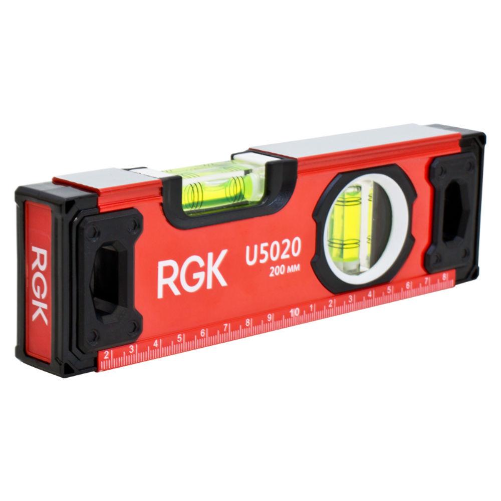 Уровень строительный RGK U5020 4610011873775
