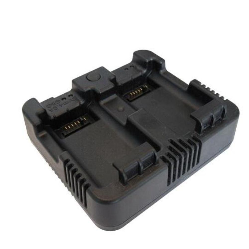 Зарядное устройство на 2 слота Trimble С3/С5, M3DR, XS/XF, Nivo, Focus, Nomad HQJ27000-TNL
