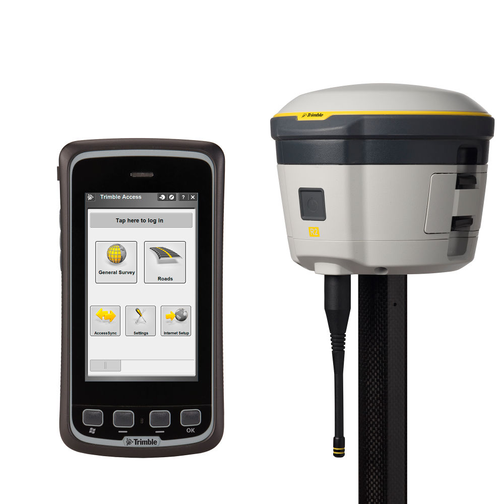 GNSS-приемник  Trimble R2 UHF + Centimeter mode + Slate TA GNSS