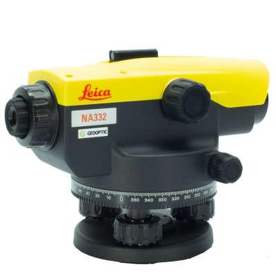 Оптический нивелир Leica NA332 с поверкой (840383)