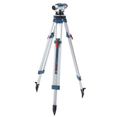 Оптический нивелир Bosch GOL 20D + штатив BT160 + рейка GR500 (0601068402)