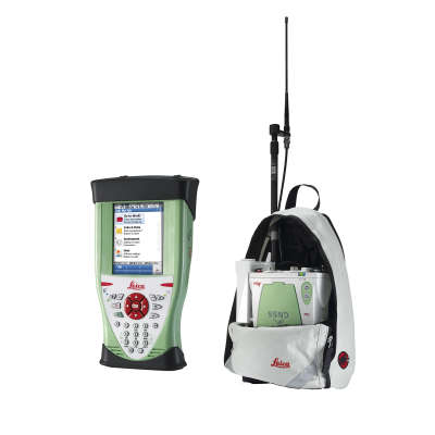 RTK-ровер Leica GS10 GSM+UHF, Rover CS20 LTE GS10 GSM+UHF, Rover CS20