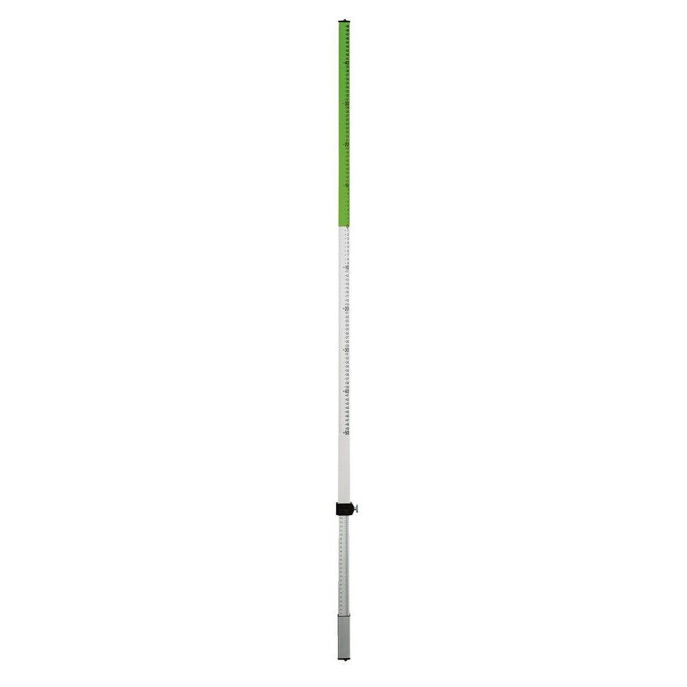Рейка для приемника LASERLINER Flexi Leveling Staff Plus green 080.51