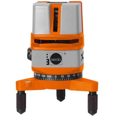 Лазерный уровень Nedo X-Liner 3