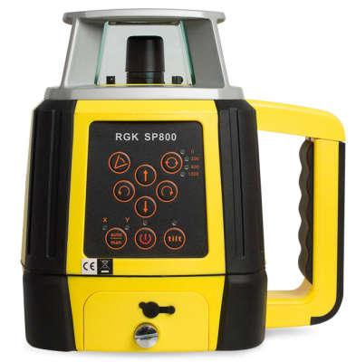 Ротационный лазерный нивелир RGK SP 800 4610011870521