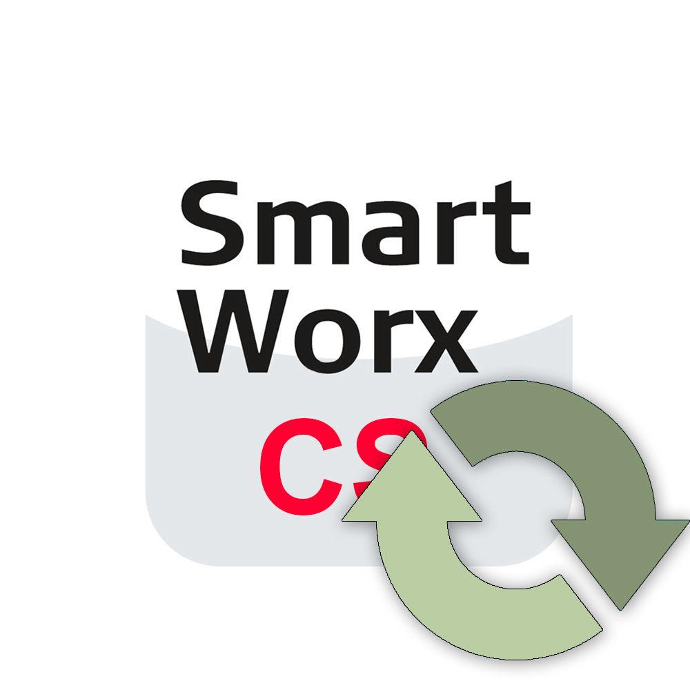 Право на обновление Leica SmartWorx для CS10/CS15 (1 год) 5303053