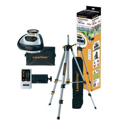 Ротационный лазерный нивелир Laserliner AutoSmart-Laser 100 Set (055.04.00A)