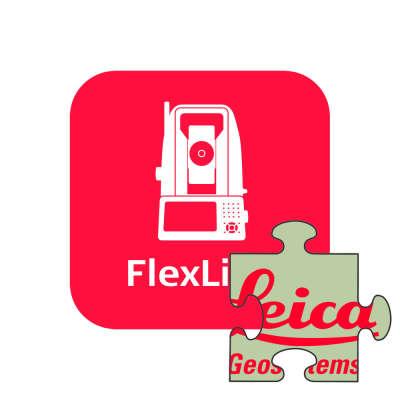 Модуль Leica FlexField Road 2D 868911