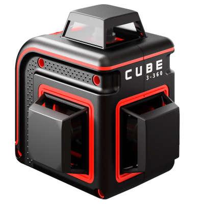 Лазерный уровень ADA Cube 3-360 Professional Edition (А00572)