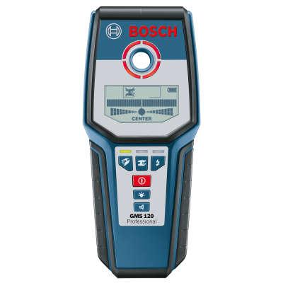 Детектор проводки Bosch GMS 120 PROF Professional (0601081000)