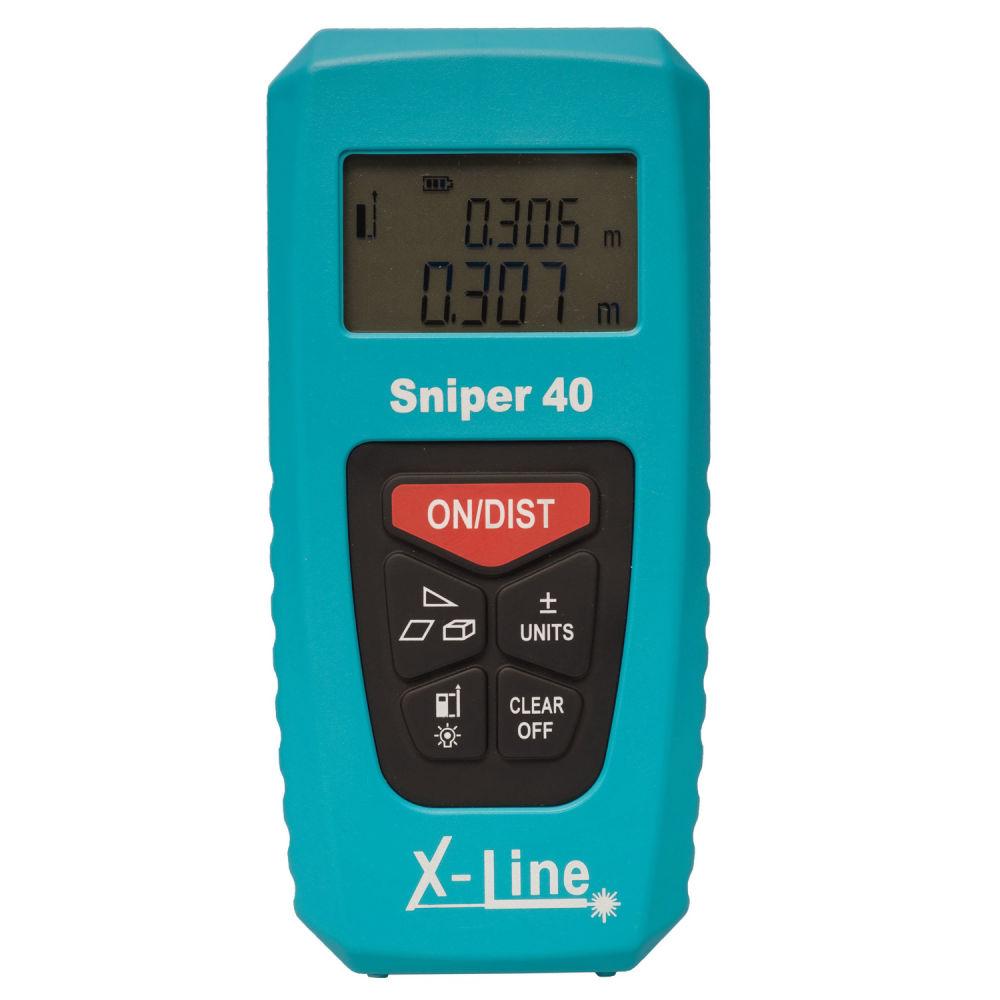 Лазерный дальномер X-Line SNIPER 40 Х00100