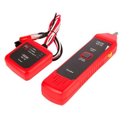 Тестер кабелей RGK NT-10
