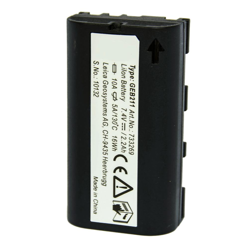 Аккумулятор для Leica ELC GEB211