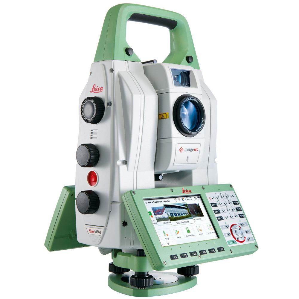 "Сканирующий тахеометр Leica MS60 1"" (2020) 898871"