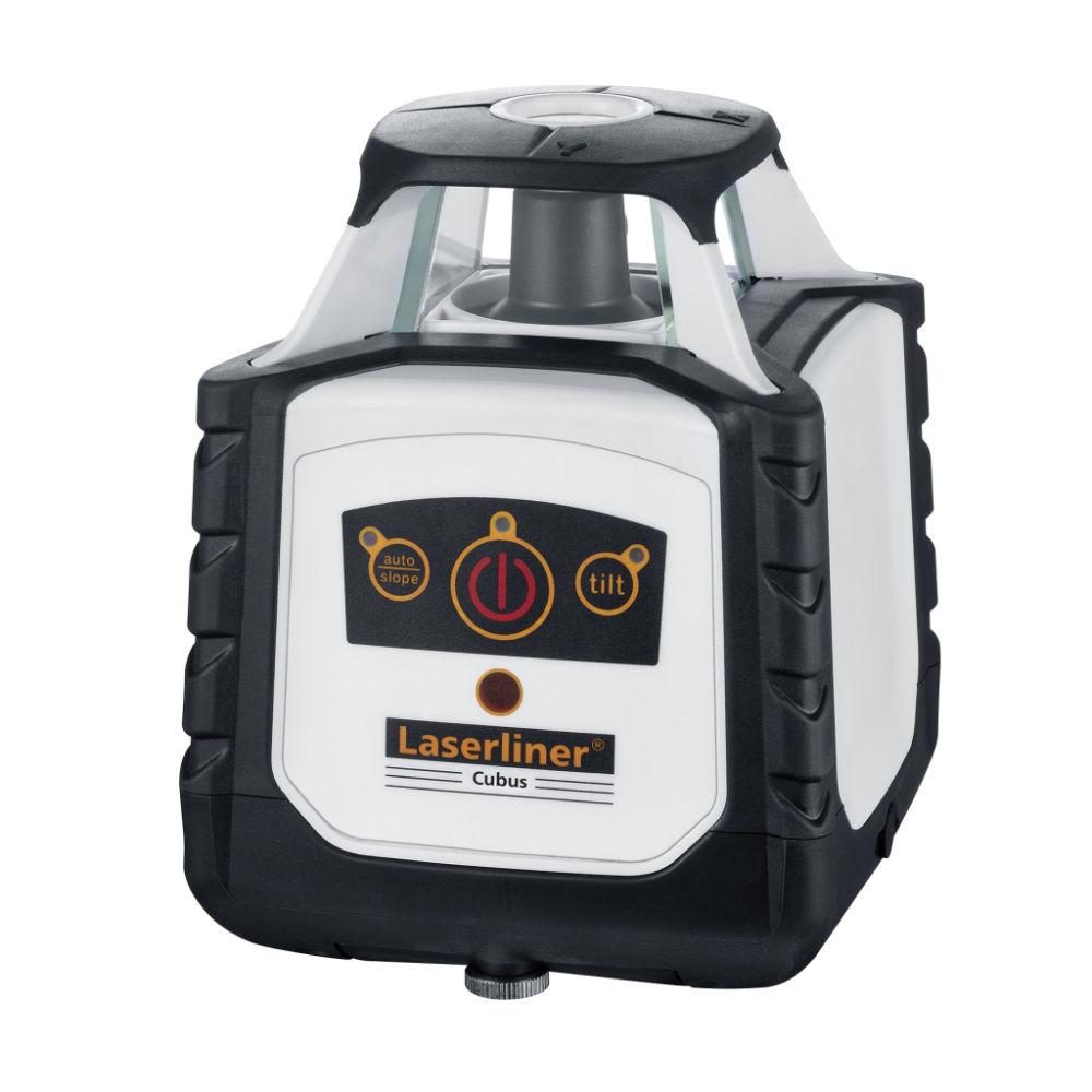 Ротационный лазерный нивелир Laserliner Cubus 110 S 052.200A