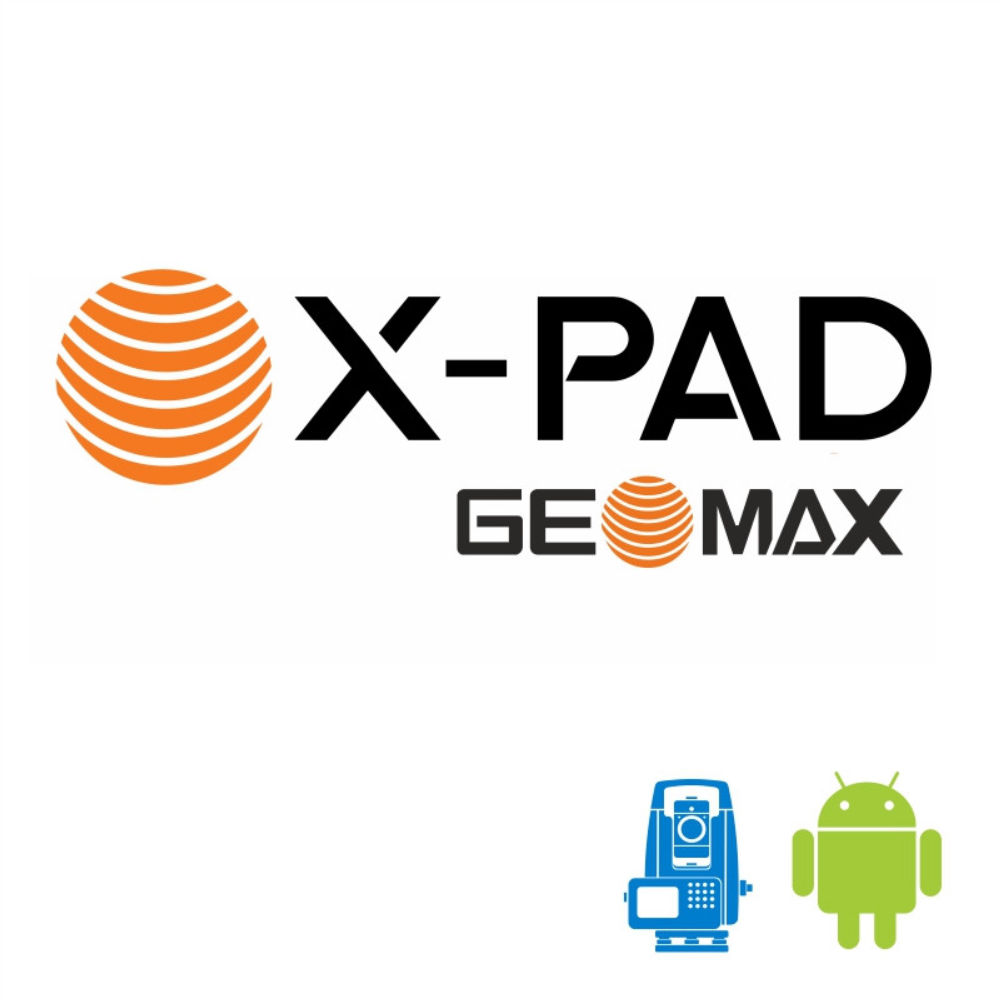 Лицензия GeoMax X-PAD Ultimate Survey TPS Manual 877735
