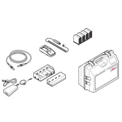 Комплект аксессуаров для Leica ScanStation P30 / P40 6006980