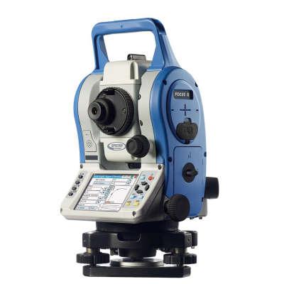 "Тахеометр Spectra Precision Focus 8 (5"") OP HNA33500"