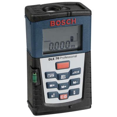Лазерный дальномер Bosch DLE 70 + BS 150 (0601016620)