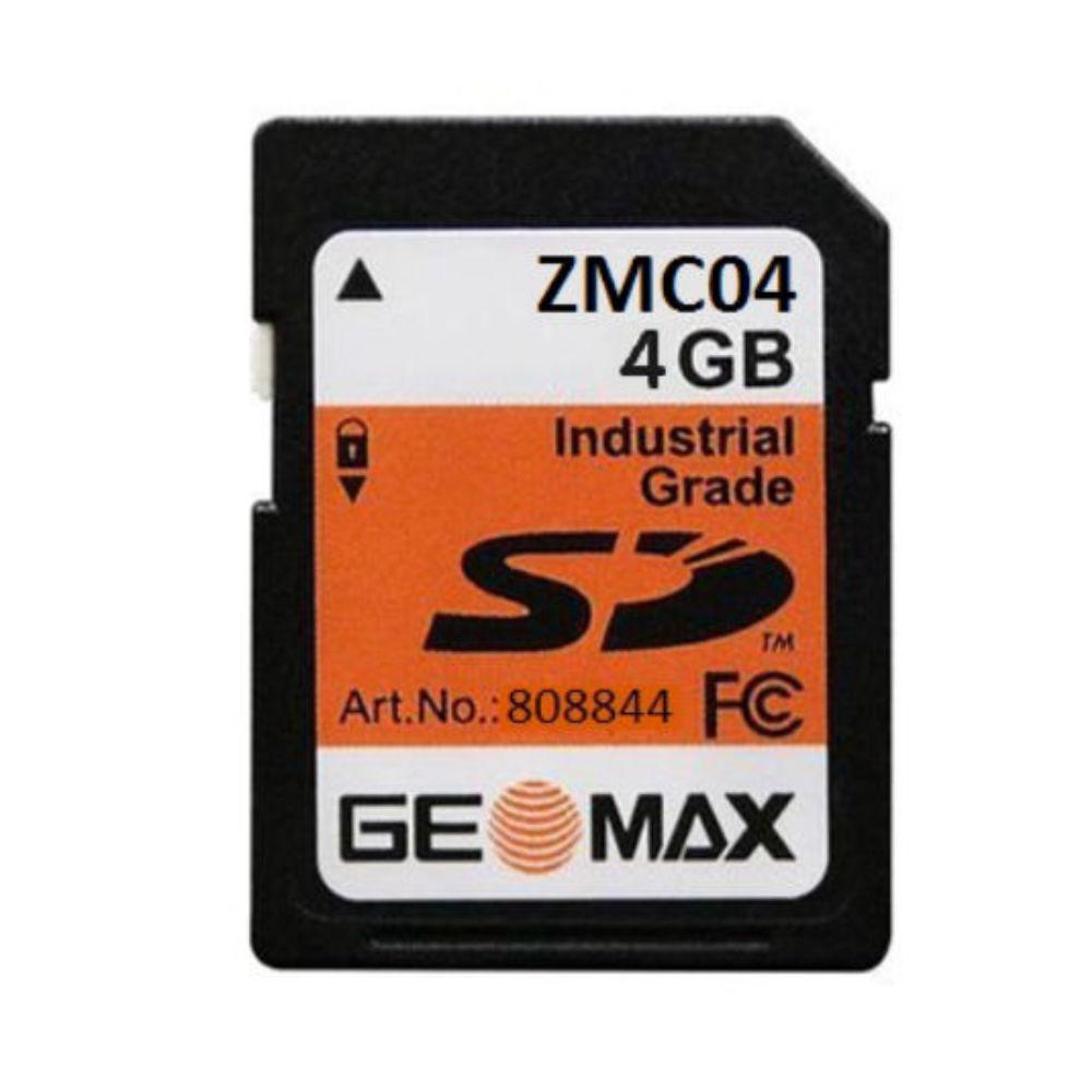 Карта памяти Micro SD GeoMax ZMC04 808844